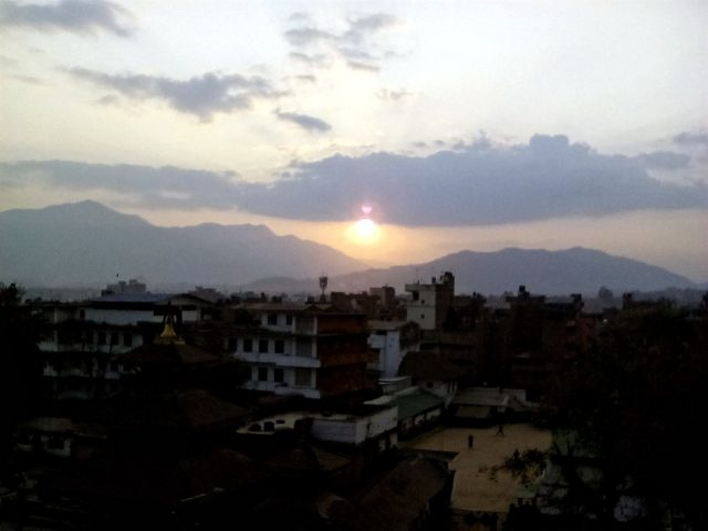katmandou visite decouverte montagne
