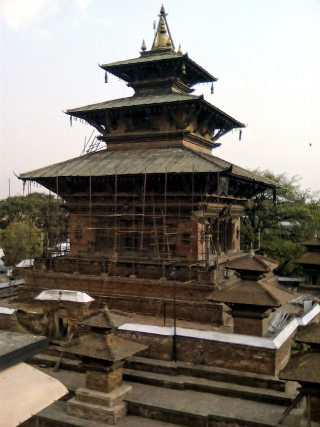 katmandou visite patrimoine unesco durbar square