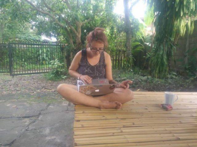 quotidien digital nomade en asie