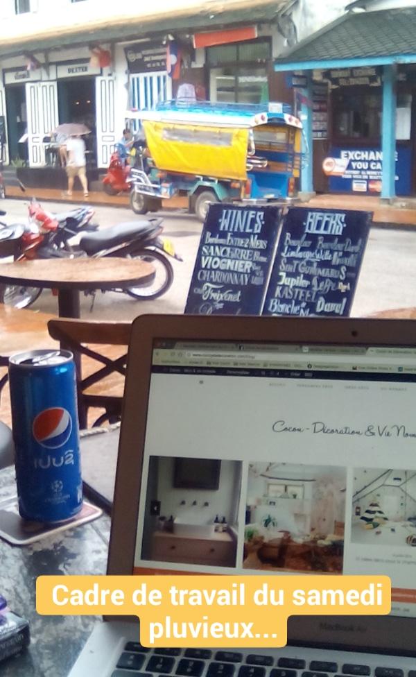 travailler en asie nomade digital