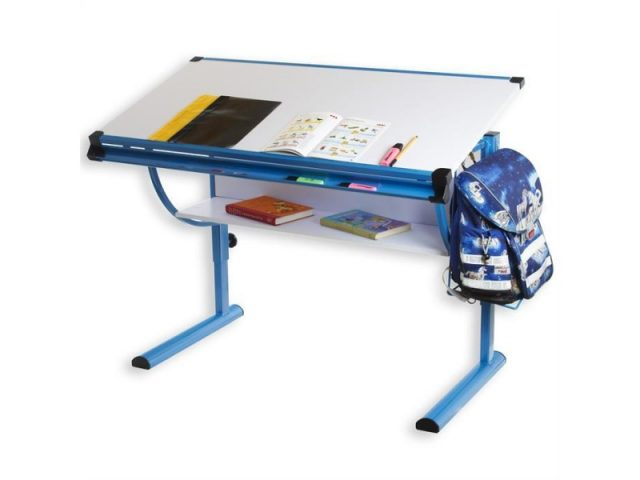bureau evolutif enfant plan inclinable