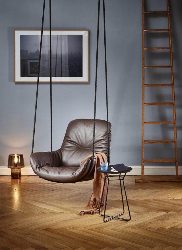 fauteuil suspendu design cosy