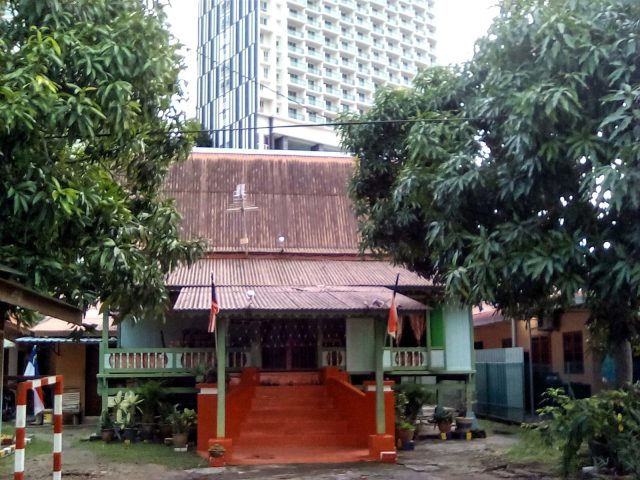maison traditionnelle visite melaka malaisie