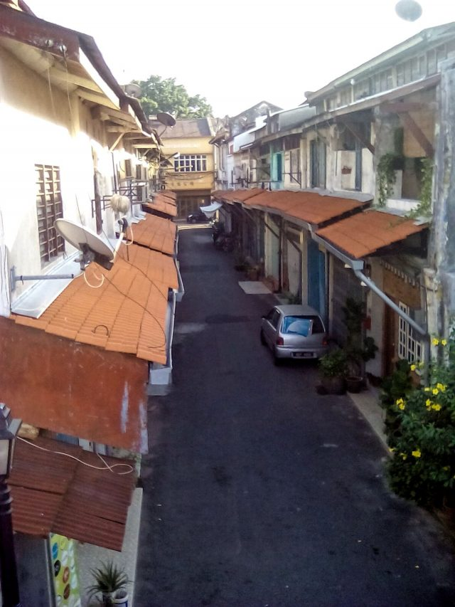 malaisie visite melaka quartier historique architecture