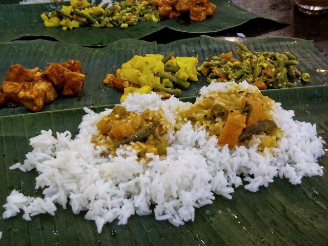 repas indien malaisie kuala lumpur