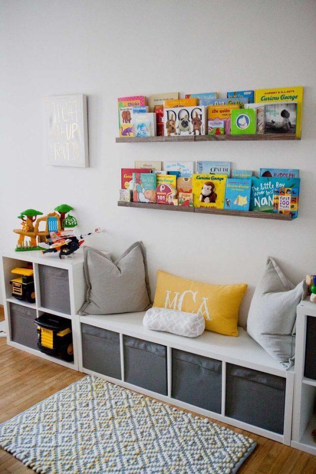 Quelles solutions pour ranger la chambre et les jouets de ...