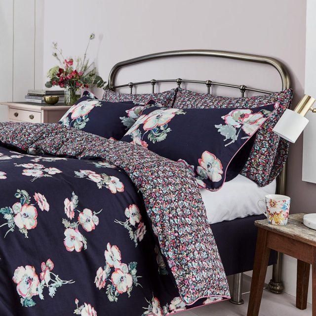 deco chambre idee linge de lit