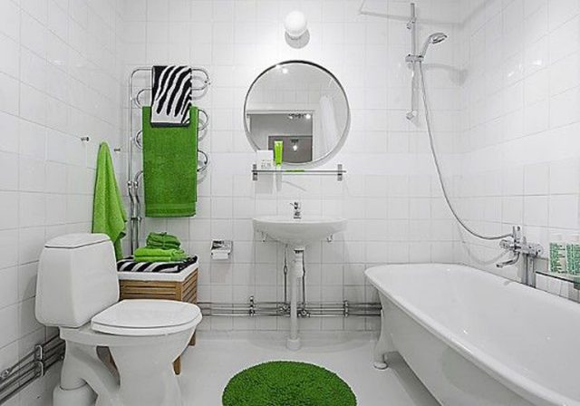 deco facile salle de bain pas cher