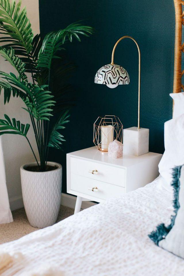 Inspiration Une Chambre Dans Le Style Urban Jungle Cocon Déco