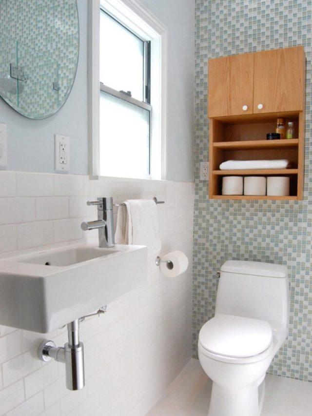 idee pour relooker salle de bain