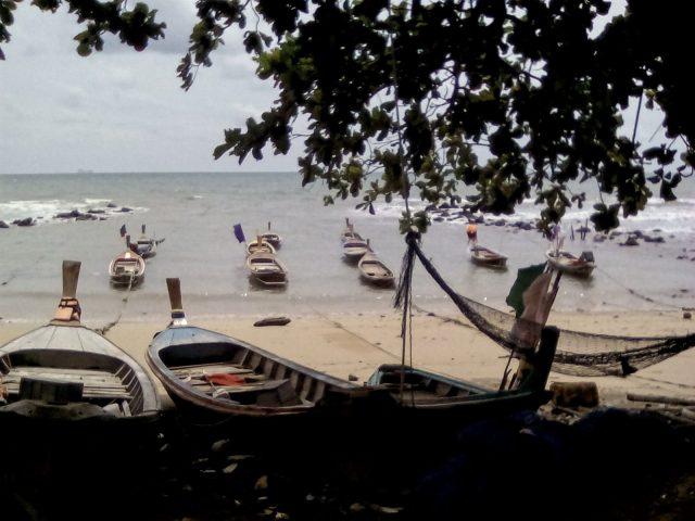 koh lanta thailande vie nomade plage