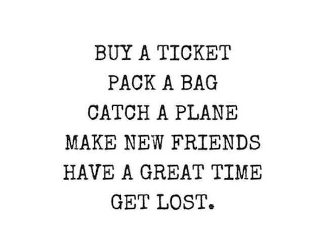 pourquoi il ne faut absolument pas voyager