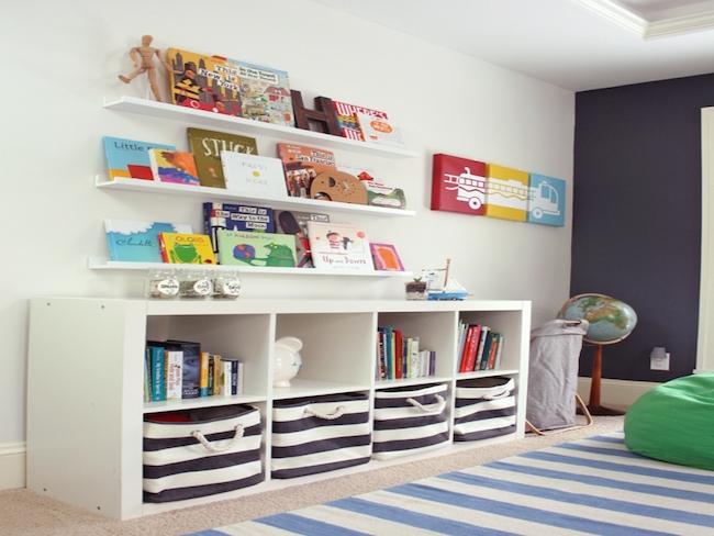 quelles solutions pour ranger chambre enfants