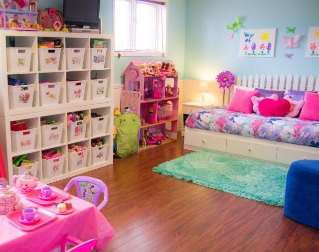 Quelles solutions pour ranger la chambre et les jouets de votre ...