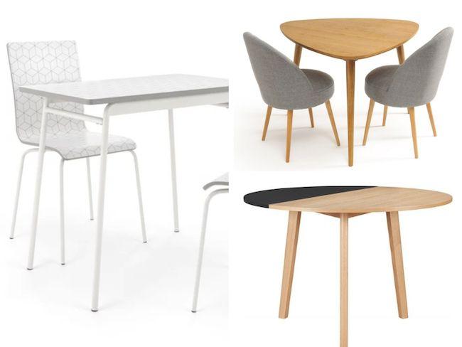 selection 10 petites tables deco pratiques cuisine
