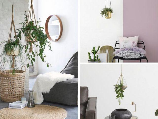 10 pot fleur suspendu decoration