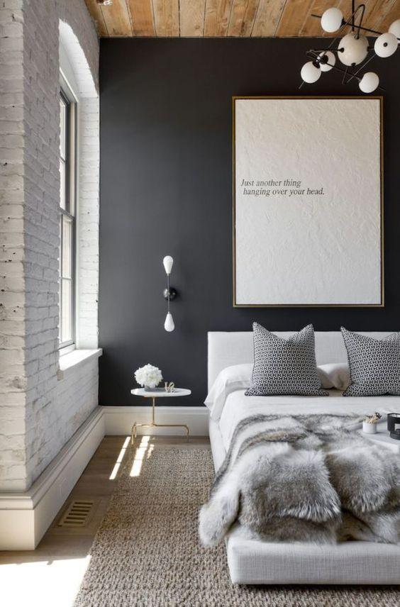 chambre minimaliste conseils rangements
