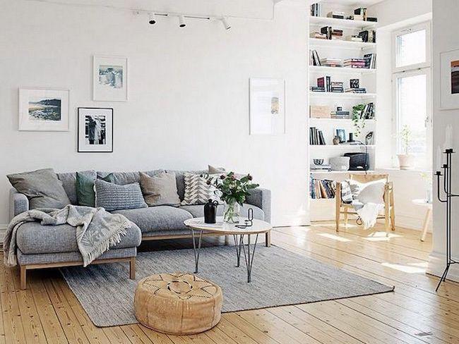 conseil decoration minimalisme salon