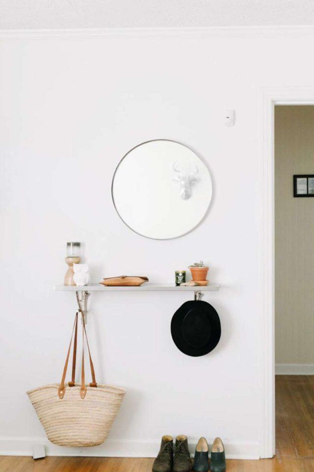 deco entree couloir minimaliste