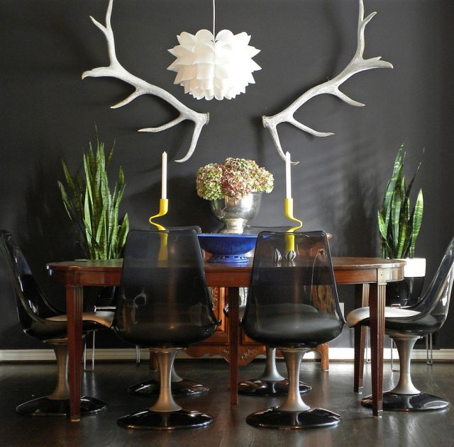 Du gris dans la salle à manger | Cocon - déco & vie nomade