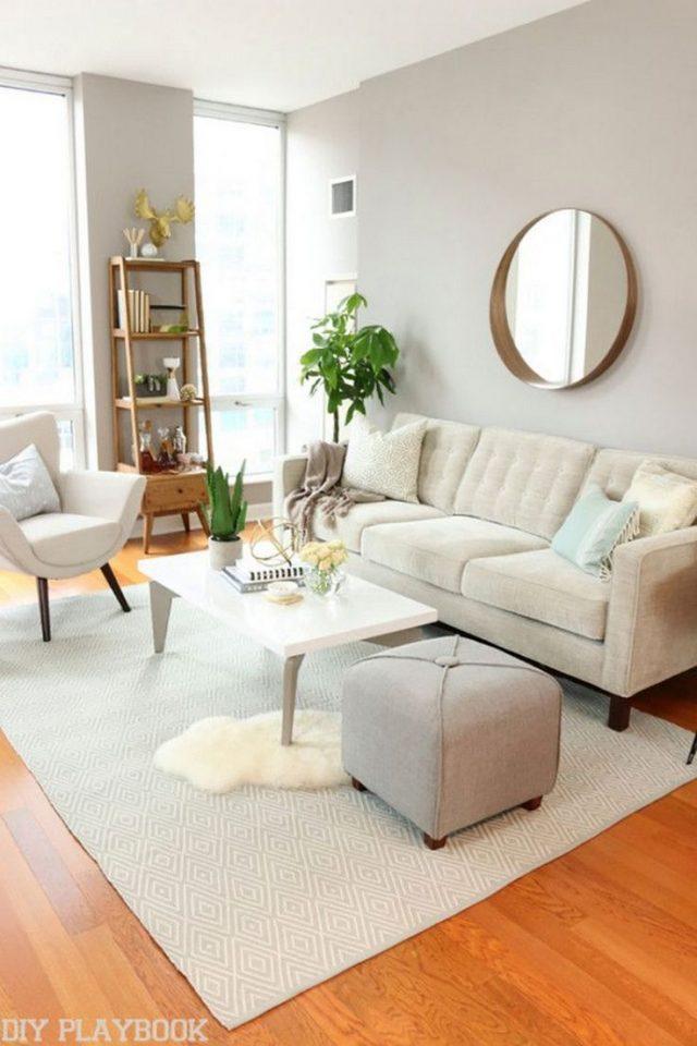 deco minimaliste conseil decorer salon