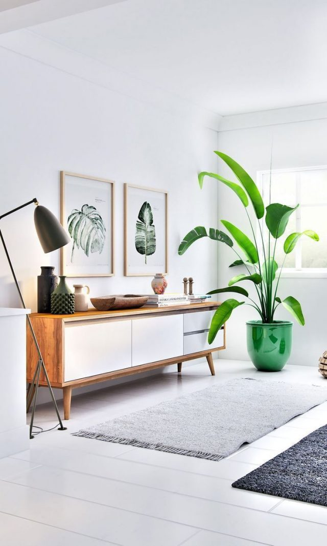 deco salon minimaliste chaleureux