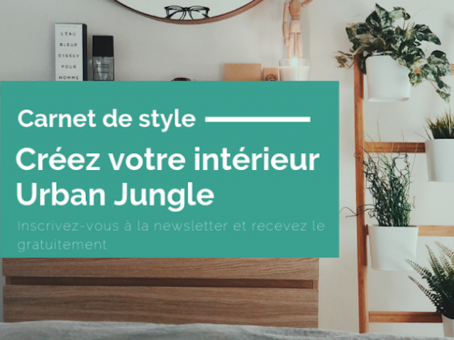 guide deco gratuit style urban jungle