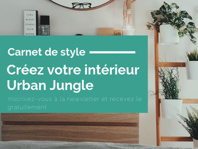 guide deco gratuit style urban jungle