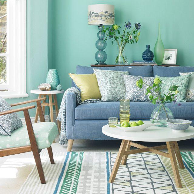 idee deco salon scandinave mobilier