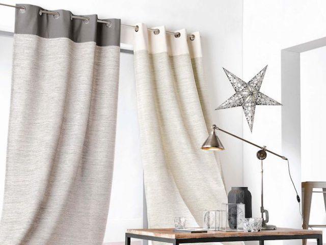 pratique les rideaux isolants pour l 39 hiver cocon d co vie nomade. Black Bedroom Furniture Sets. Home Design Ideas