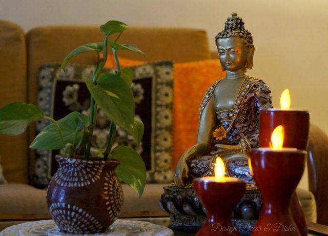 idee deco bouddha meditation
