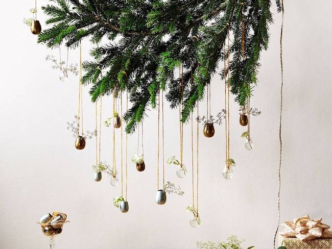 idee decoration noel maison naturelle authentique simple