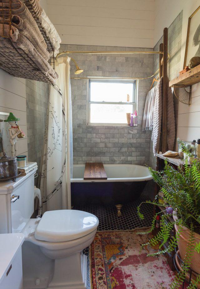Idees Deco Pour Une Salle De Bain Boheme Cocon Deco