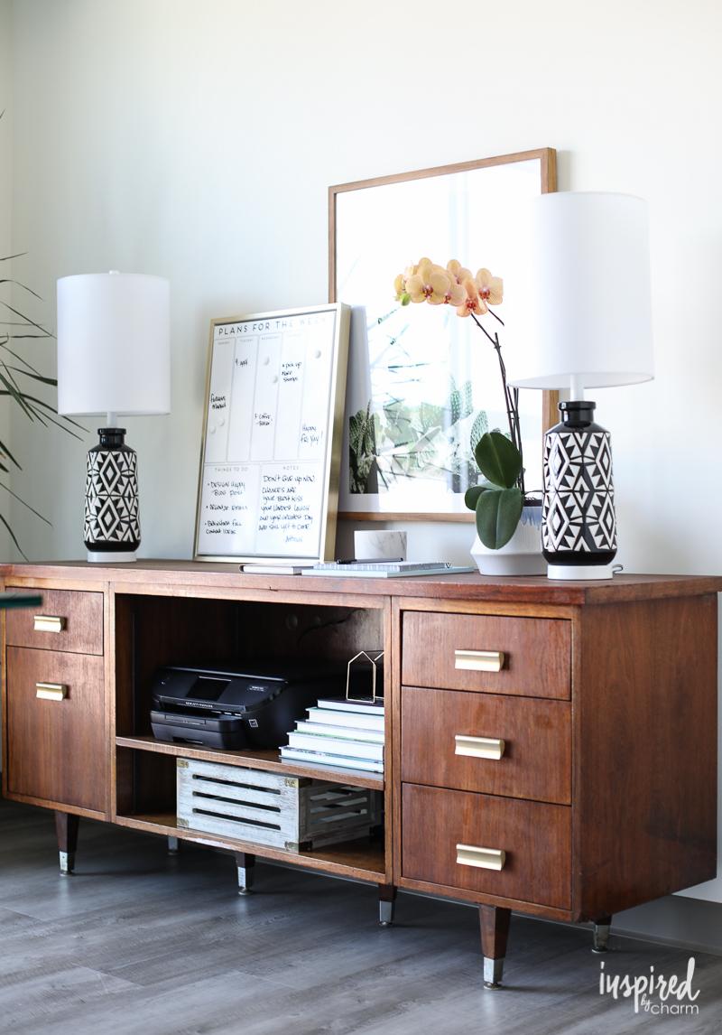 id es d co d corer le dessus du buffet cocon d co. Black Bedroom Furniture Sets. Home Design Ideas