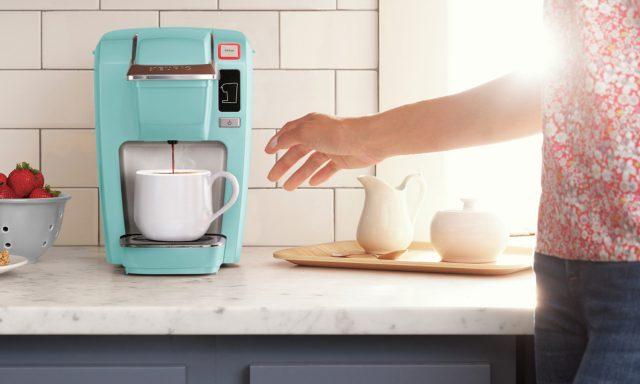 cafetiere electromenager couleur cuisine