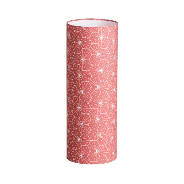 lampe a poser couleur corail decoration