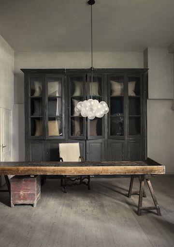 mobilier ambiance wabi sabi salle a manger