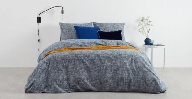 parure de lit classique tendance cosy