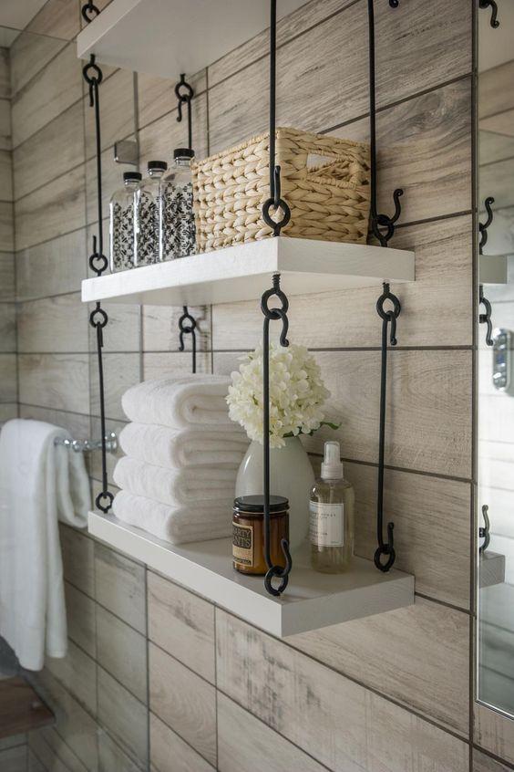 deco bien etre salle de bain draps de bain nature