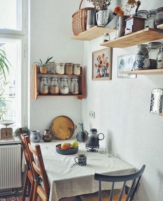 deco simple cuisine urban jungle