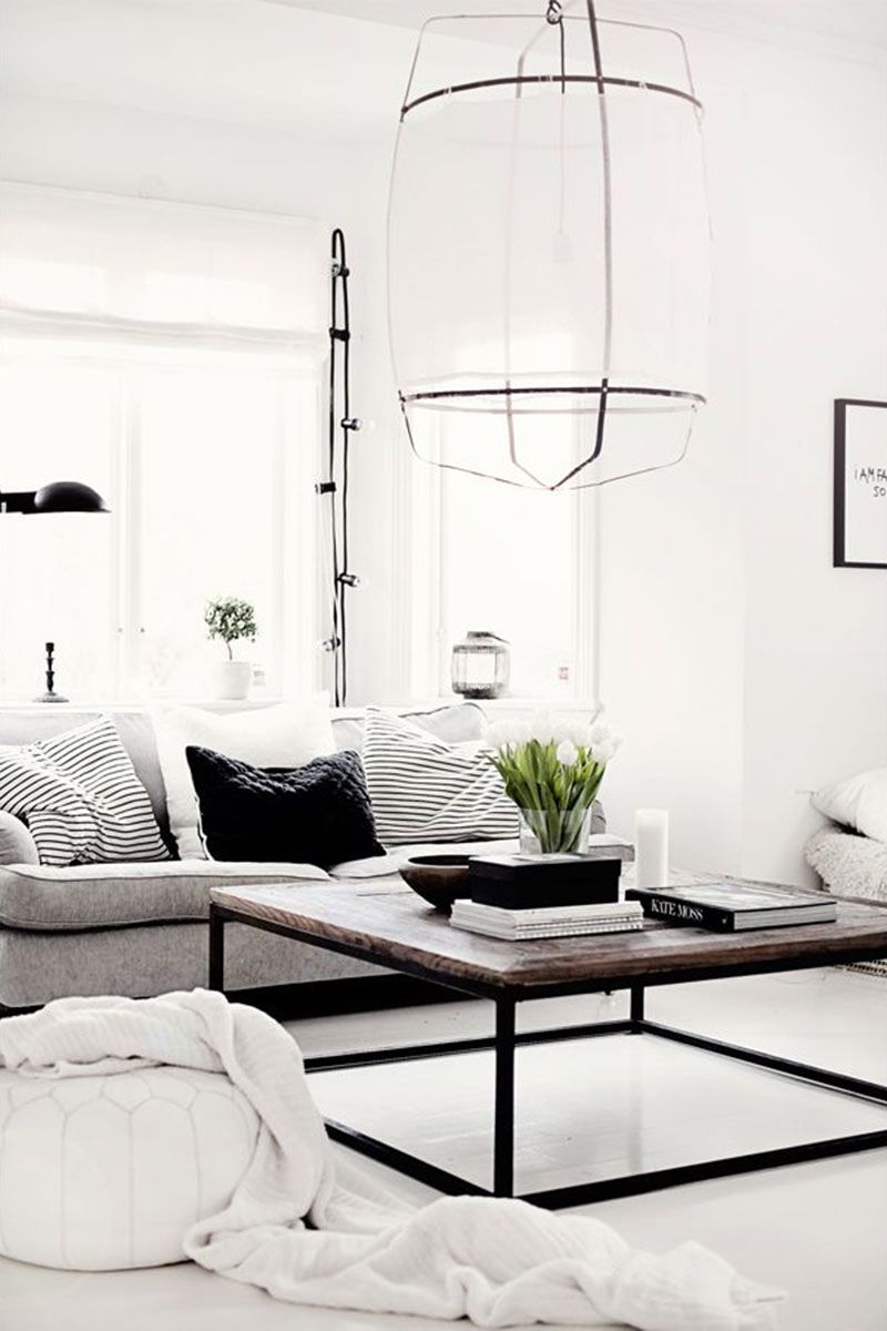 deco tendance minimalisme newsletter salon