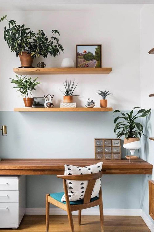 decorer le bureau avec des plantes 9