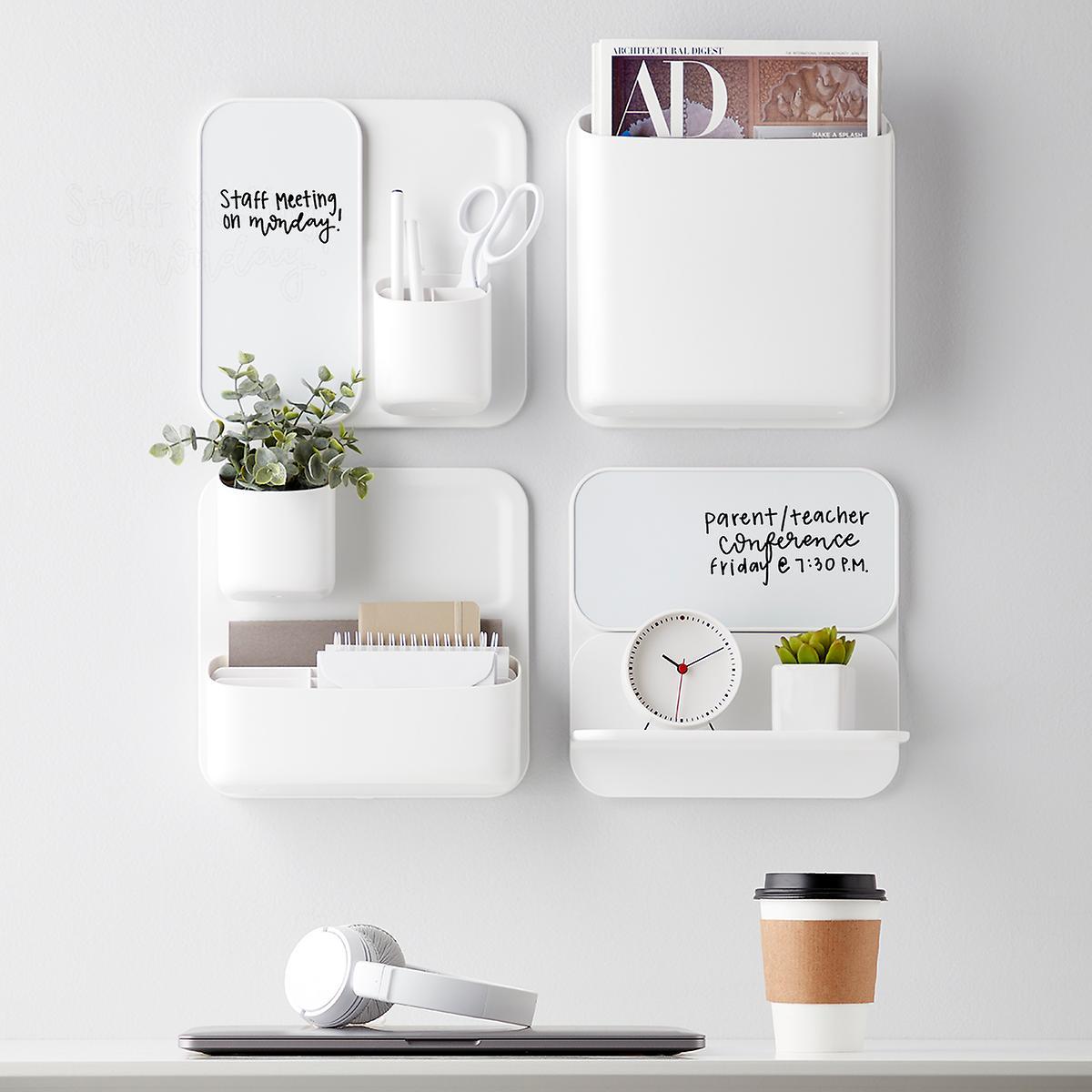 organisation espace de travail minimaliste