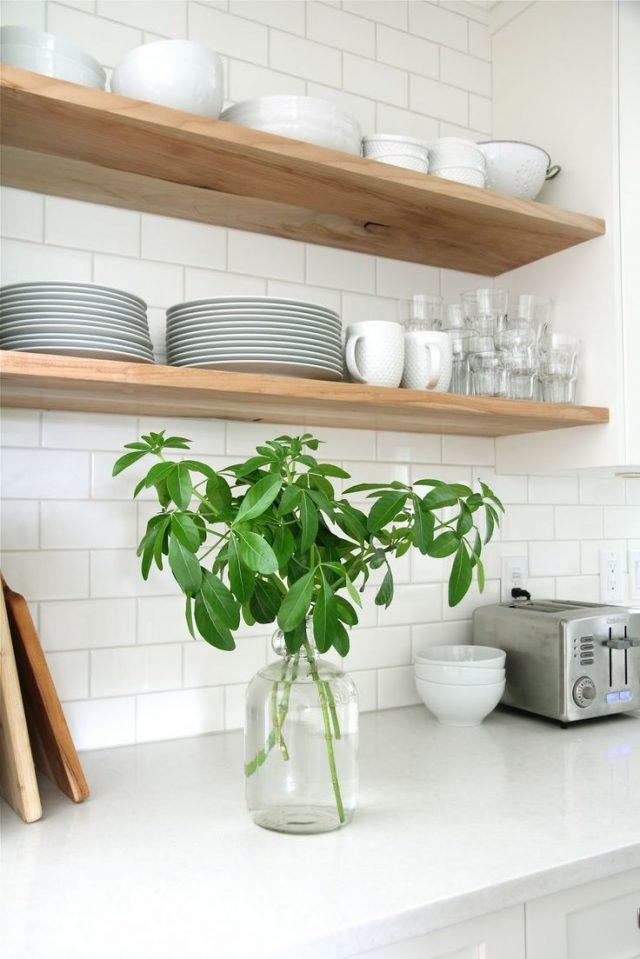 idee deco cuisine moderne et lumineuse