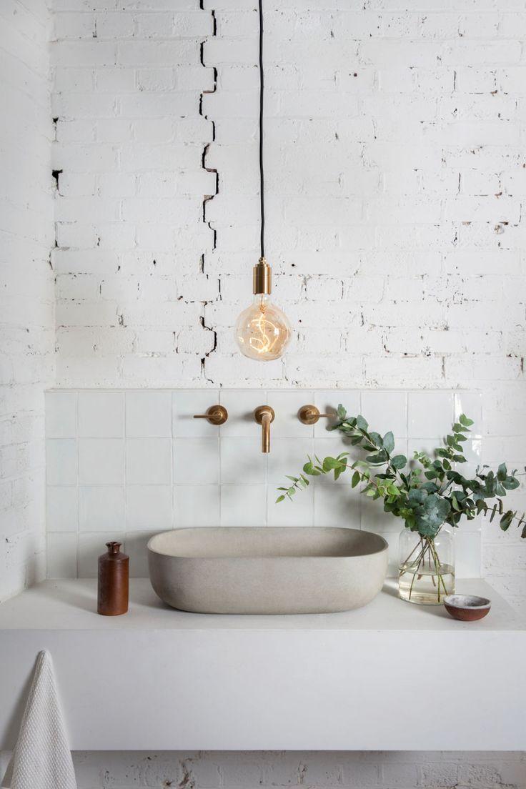 inspiration salle de bain minimaliste