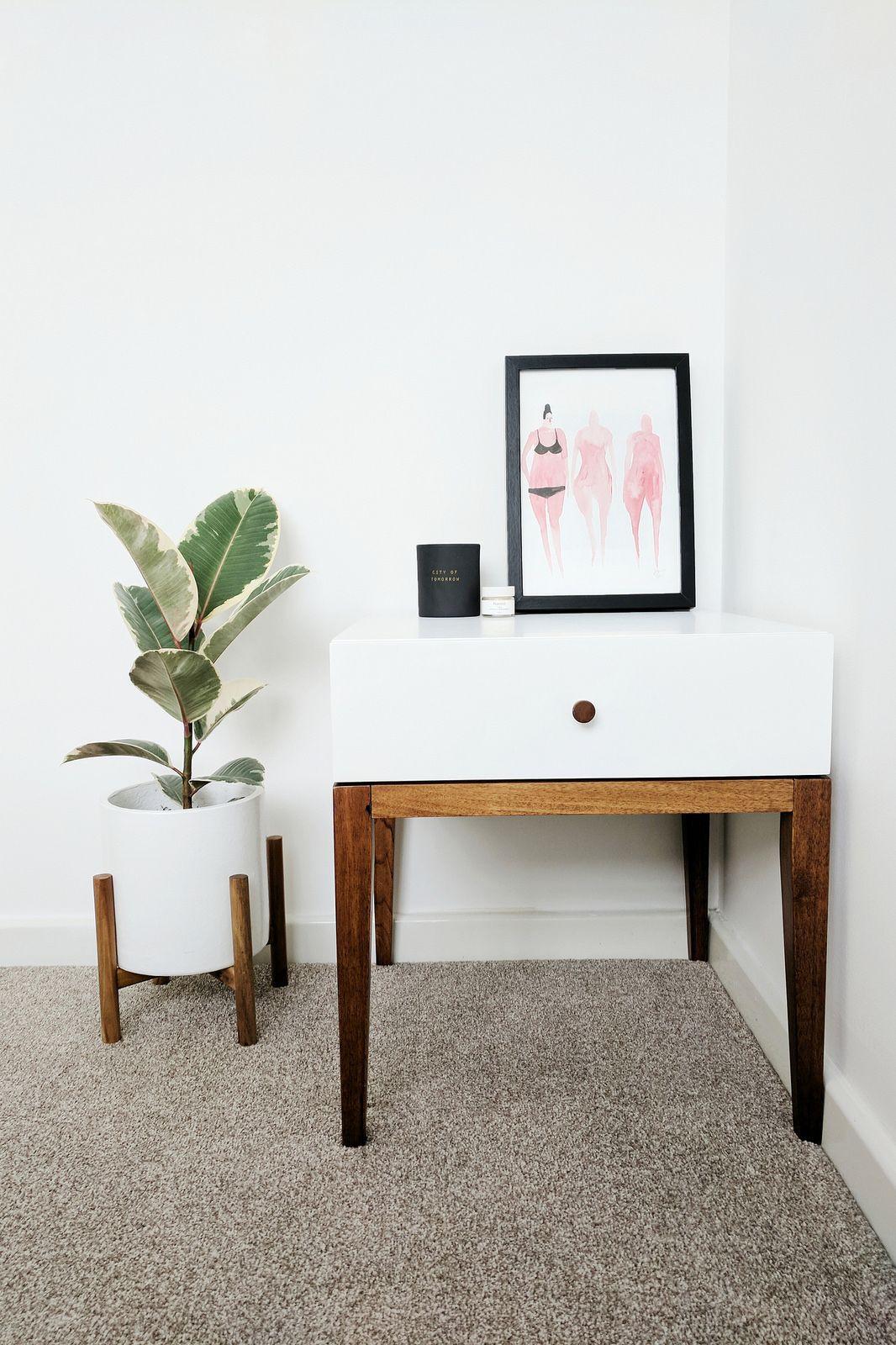 petit espace deco minimaliste