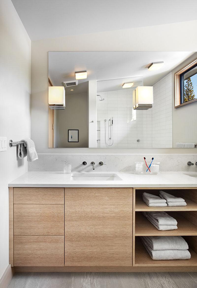 rangement quotidien salle de bain
