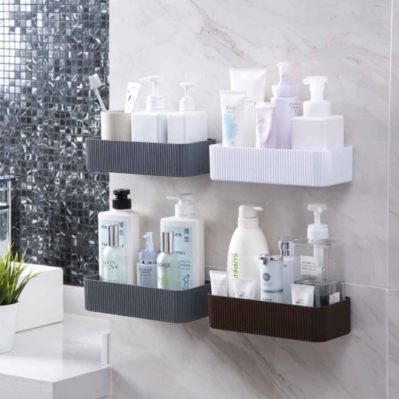 salle de bain minimaliste famille rangement