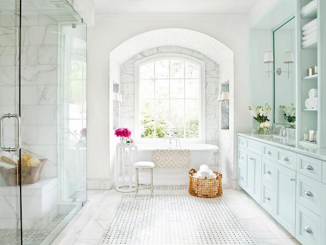 conseil deco et amenagement salle de bain