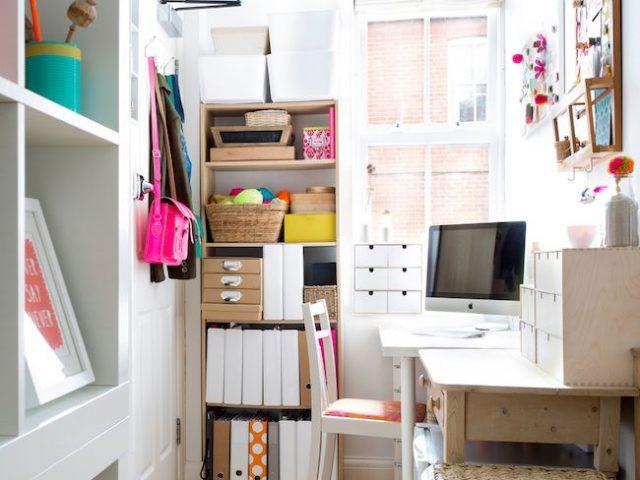 conseils decoration amenagement bureau petit espace